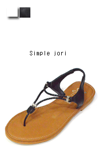 Simple jori sandal [BD223]